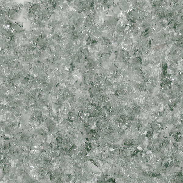 Grey Recycled Glass